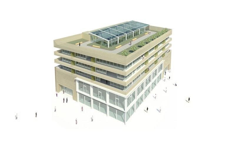 exterieur-vegetatiedak-opgebouwd-kantoorgebouw